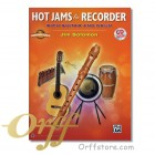 Hot Jams for Recorder