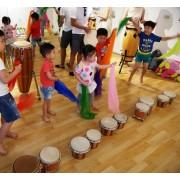 NEW! Kidsmusic奧福兒童音樂班(3-6歲)體驗課