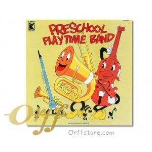 學齡前也瘋樂隊 PRESCHOOL PLAYTIME BAND
