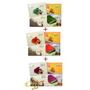福樂鋼琴教材全系列(1+2+3)